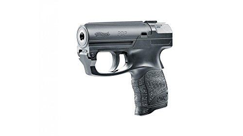 Pfefferspray-Pistole Walther PDP mit extra Pfeffer-Kartusche zur Selbstverteidigung gegen Tiere