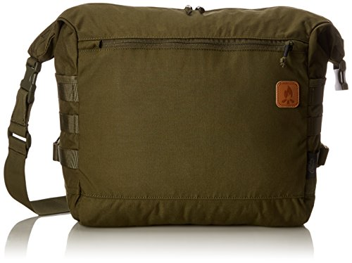 BUSHCRAFT SATCHEL Bag Tasche - Cordura® - Olive Grün