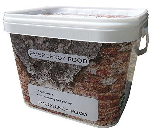 Emergency Food 7 Tage Ration 'Prepper'